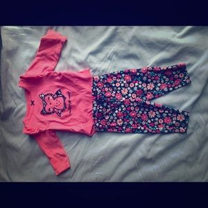 3 month baby outfit